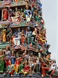 Hindu Temple Floor Plan by Sri Mariamman Temple Statues Temple India And East India Company