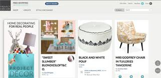trending online blogger art drapery and project decor style at