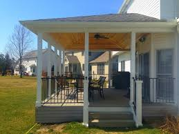 covered porch plans 23 amazing covered deck ideas to inspire you check it out