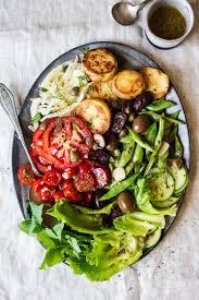 cuisine nicoise vegan nicoise salad lazy cat kitchen