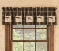 Cabin Style Curtains Lodge Style Curtain Rods Curtain Rods