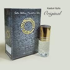 Minyak Wangi Kasturi of perfume sets for hantaran thelfwedding