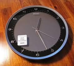 splendid quiet sweep wall clock 45 ajanta silent sweep wall clock