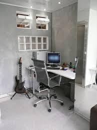 coin bureau design supérieur beton lisse salle de bain 12 2012 finition chambre
