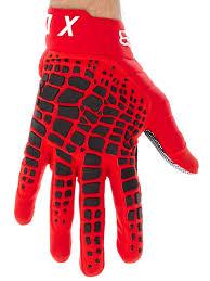 motocross glove fox red 2017 360 grav mx gloves fox freestylextreme australia