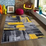 Yellow Area Rug 5x7 by Yellow Area Rugs
