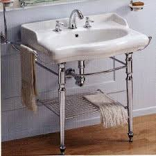 pedestal sink with legs pedestal sink with metal legs best furniture for home design styles
