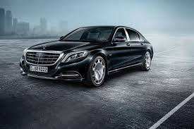 luxury mercedes maybach 2017 mercedes maybach s600 guard gets you through a war zone in style