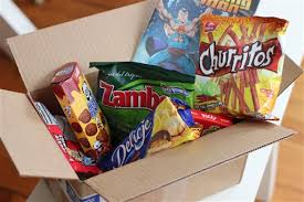 snack delivery got the munchies snack delivery services got a box for that