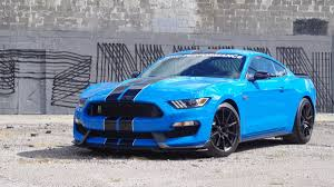 mustang modified 2017 add ford performance parts to your mustang gt and here u0027s what you get