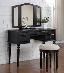 dressers for makeup captivating decorating ideas using rectangular black mirrors and