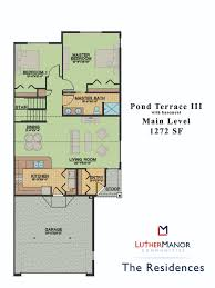 floor plans luther manor communities