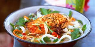 cuisine vietnamienne facile soupe vietnamienne au saumon facile recette sur cuisine actuelle