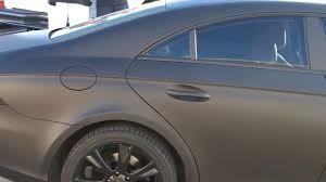 matte flat black vinyl car wrap sticker decal sheet film bubble free matte flat black vinyl car wrap mercedes benz s600 miami fort