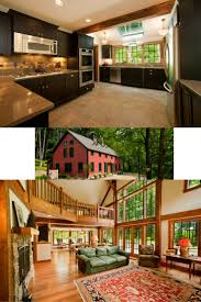 Barn Home Floor Plans by 296 Best Barn Home Beauties Images On Pinterest Post And Beam