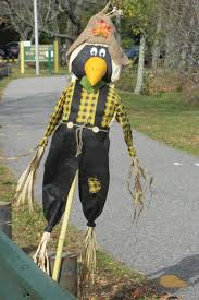 seasonal spectacle johnston plays host to first ri scarecrow