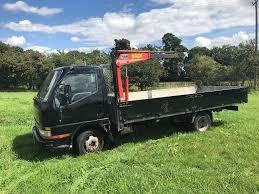 mitsubishi truck 2004 mitsubishi canter 3 5 tonne 14ft truck 3 0 diesel 2004 54 reg
