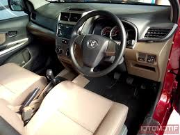 New Avanza Interior Grand New Avanza Interior Gambar Foto Wallpaper Interior Eksterior