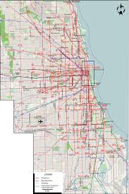 Map Chicago Chicago Map Images Stock Pictures Royalty Free Chicago Map