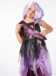 Zombie Princess Halloween Costume Childrens Dress
