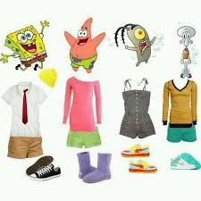 Spongebob Squarepants Halloween Costume 24 Halloween Costumes Images Halloween