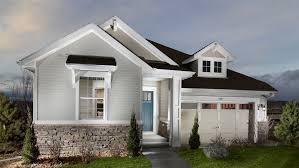 Castle Rock Floor Plans by Silhouette Floor Plan In The Meadows Patio Homes Calatlantic Homes