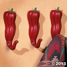 Chili Pepper Home Decor Chilli Pepper Kitchen Towels Chili Pepper Hooks Wall And
