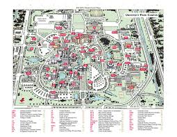 Map State Of Florida by About U0027map Of Florida State University U0027 Campus Florida Map State