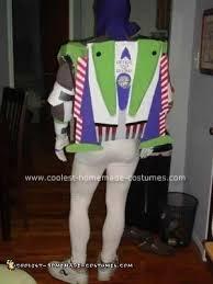 Buzz Lightyear Halloween Costume Coolest Homemade Buzz Lightyear Halloween Costume