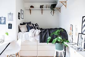tiny studio apartment follow gravity home blog instagram
