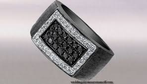 Black And Pink Wedding Rings by Pretty Mysterious Black Engagement Rings With Pink Stones