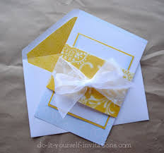 do it yourself wedding invitation kits diy wedding invitations kits lilbibby