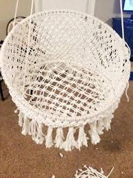 pattern for fabric hammock chair hanging macramé chair
