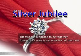 The 25 Best Anniversary Wishes 25th Silver Wedding Anniversary Wishes