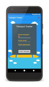 android device tracker getting started with your transport tracker transport tracker