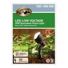 portfolio 120 watt 12 volt multi tap landscape lighting