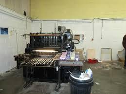 die cutters used finishing machines heidelberg sbg cylinder