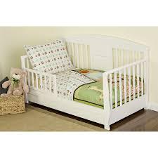 Dimensions Of Toddler Bed Comforter Amazon Com Dream On Me 4 Piece Toddler Bedding Set Safari