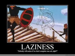 Lazy Meme - laziness anime meme com
