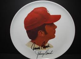 Johnny Bench Fingers Sports Auctions