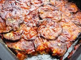 cuisine provencale recette un tour en cuisine 121 gratin d aubergines à la provençale chez ale