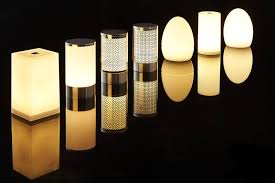 cordless table lamps ideas special design of cordless table