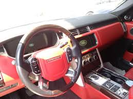 land rover autobiography red interior range rover 2014 autobiography fullest option selling 69 8m