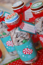 Christmas Party Treats - edible christmas party favors