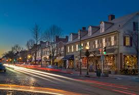 shop among the lights at chestnut hill s stag doe nights