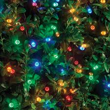 Solar Outdoor Christmas Tree Lights by Solar Powered 240 Led String Lights White Patio Garden Outdoor