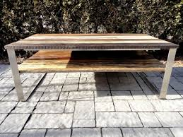 Barn Board Coffee Table Scraps U201d Barn Board Coffee Table Ibuildfurniture