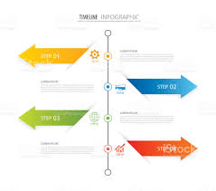 Step Design by Modern 4 Step Infographic Design Templatevector Can Be Used For