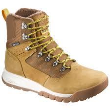 salomon utility men s winter boots mount mercy university