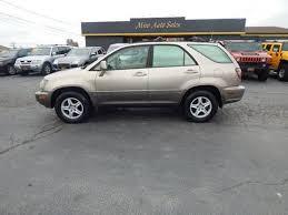 lexus rx 300 1999 lexus rx 300 for sale carsforsale com